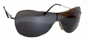 Pipel - Gafas de sol (montura estilo panorámico, cristales con ...