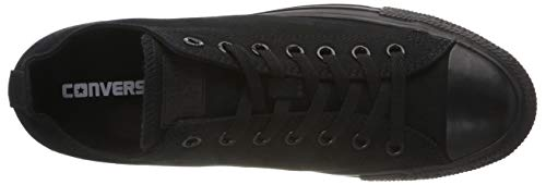 Chuck Converse Taylor Black Monochrome Donna All Star Sneakers 6wafB5wqzp