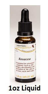 Newton Labs Homeopathics Remedy Rosacea 1oz Liquid by Newton Homeopathics