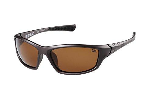 para sol Gafas hombre marrón Caterpillar de marrón U7nUf