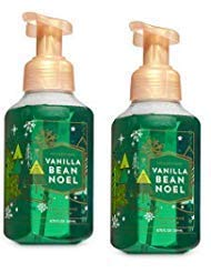 (Bath and Body Works 2 Vanilla Bean Noel Gentle Foaming Hand Soap. 8.75 Oz.)