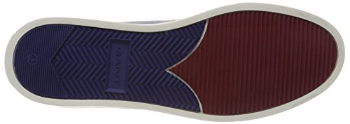 Marine Baskets Gant Bleu Major Homme YFIxU