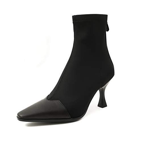 Noir Balamasa Abm12725 Sandales Compensées Femme Bx0Iwq01