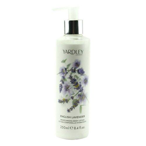 YARDLEY by Yardley for WOMEN: ENGLISH LAVENDER BODY LOTION 8.4 OZ