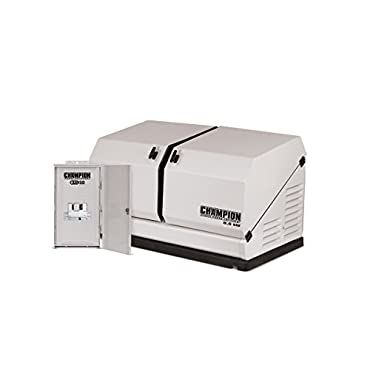 Champion 8.5-kW Whole Home Power Standby Generator (100177)