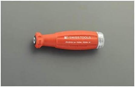 エスコ 0.1-0.5Nm トルクドライバー(ダイヤル式) EA723PB-10