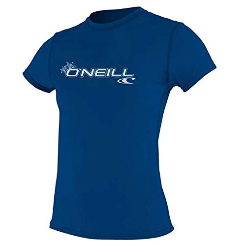 O'Neill  Women's Basic Skins Upf 50+ Short Sleeve Sun Shirt