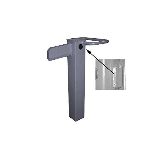 ORIGINAL ATIKA Ersatzteil - Spaltsäule für Brennholzspalter ASP 12 ***NEU***