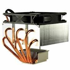 Scythe Kabuto II CPU Cooler for LGA 2011/1366/1156/1155/775 and Socket FM2/FM1/AM3+/AM3/AM2+/AM2 (SCKBT-2000)
