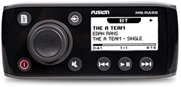 Garmin 010-01716-00 Fusion Entertainment AM FM DVD Sirius Ready Stereo, 2.5