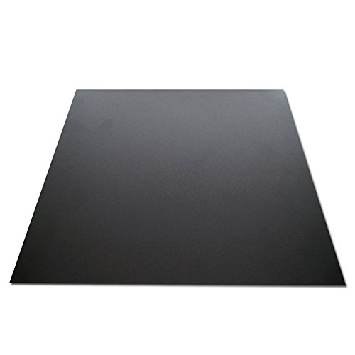 Ocamo 300x300mm 3D Printing Build Surface, 3D Printer Heat Bed Platform Sticker Sheet 5pcs by Ocamo