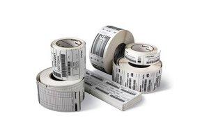 Intermec Media E28816 4 x 6 in. Thermal Transfer Paper Label44; 1500 Labels - 4 Rolls by Intermec-Media