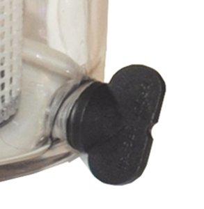 Groco ARG756 Arg Strainer Wingnut W/Washer