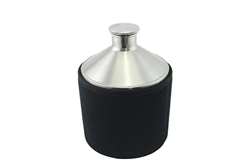 Black Neoprene Craft Tower Insulator Sleeve by Spotted Dog Company (64 Ounce)
