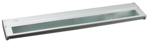 Under Cabinet Halogen Lighting - American Lighting LXC3H-WH Hardwire Xenon Under Cabinet Light, 60-watt, High/Low Switch, 120-volt, 24-Inch, White