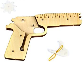 Impresora 3D Cloud Pistola De Rompecabezas De Madera 3D DIY Kit ...