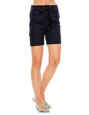 Women's Jersey Short with Side Pockets