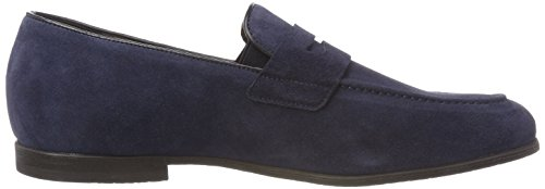 Uomo amp;CO Upi IGI Loafer Blu Blu Mocassini 11024 871xwxXBq
