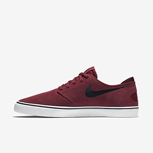Nike Zoom Oneshot Sb, Zapatillas de Skateboarding para Hombre Rojo (Team Red / Black-White)