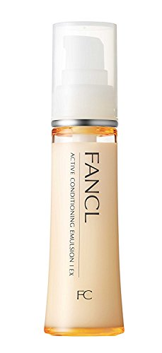 FANCL ACTIVE CONDITIONING EMULSION I EX 30ml - Clear (Emulsion Conditioning)