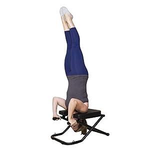 Inertia Sports Yoga Head Stand Bench – Steel