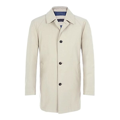 バムラー メンズ コート Malte Beige Mid-length Raincoat [並行輸入品] B07D48TF2H 42 Regular