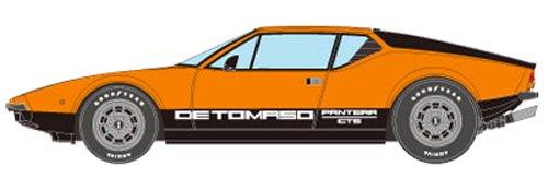 1/43 デ・トマソ パンテーラGTS 1973(オレンジ×ブラック) VM063C