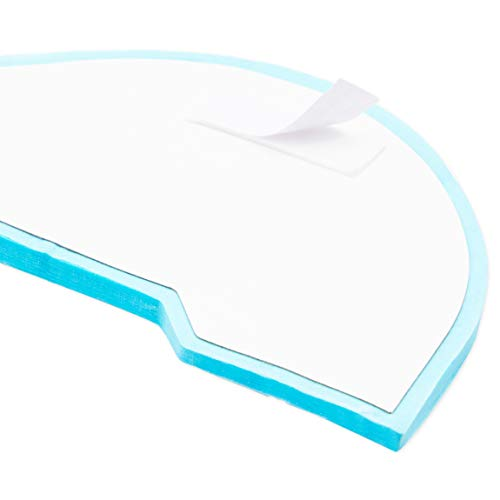 6 Pack Blue Panda Honeycomb Pacifier Centerpiece Baby Boy Shower Party Decor