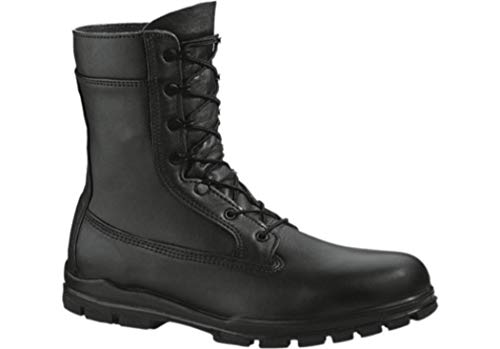 Altama Original Footwear's 1950 Army/Navy Black Steel Toe Boot 7 E -