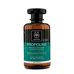 Apivita Propoline Balancing Shampoo For Very Oily Hair
