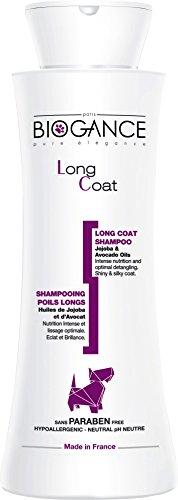 Biogance Long Coat Shampoo, 250 ml