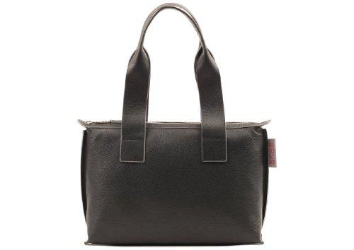 Bree Damen Handtasche Hanna 1 Black Amazon De Bekleidung
