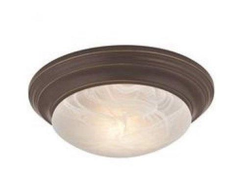 Boston Harbor 563118VB Ceiling Fixture A19/CFL 75/18 W 1 Lamp