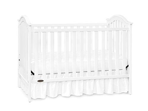 Amazon Com Graco Ashland Classic Crib White
