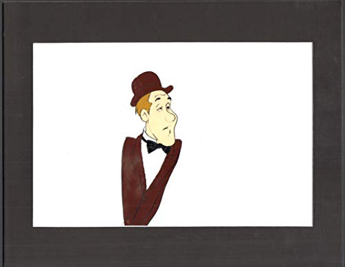 SCOOBY DOO 1972 Laurel Production Animation Cel from Hanna Barbera 5 -