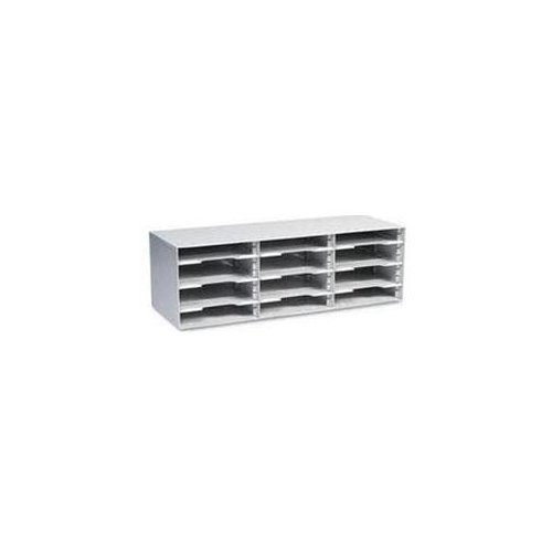 Buddy Products 1112-32 Buddy 12 Compartment Organizer - 32.5 X 11.5 X 10.25 - 12 Compartment[s] - Steel - ()