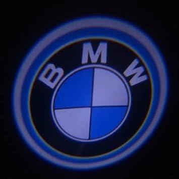 3w LED luces de bienvenida proyector fantasma sombra coche ligero ...