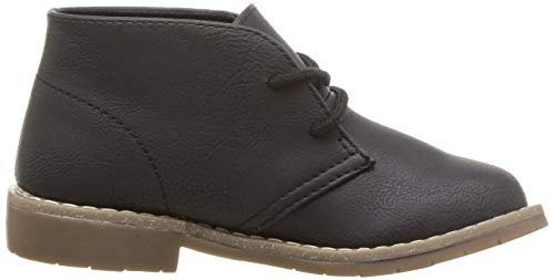 Pictures of The Children's Place Boys Fashion Boot 2114262 Black 3