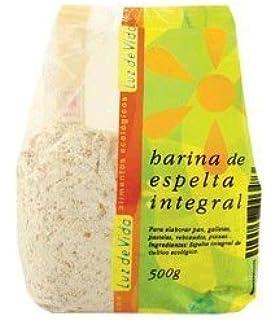 Harina Ecológica de Espelta Integral (500 gr) BIOSPIRIT