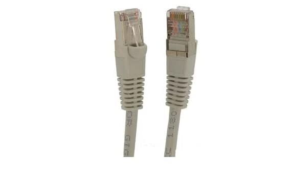 1Gigabit//Sec High Speed LAN Internet//Patch Cable Gray 24AWG Network Cable with Gold Plated RJ45 Snagless//Molded//Booted Connector 100-Pack - 9 Feet 350MHz GOWOS Cat5e Ethernet Cable