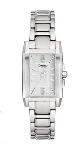 Bulova Caravelle Watch - Caravelle Diamond - Ladies Watch 43P103