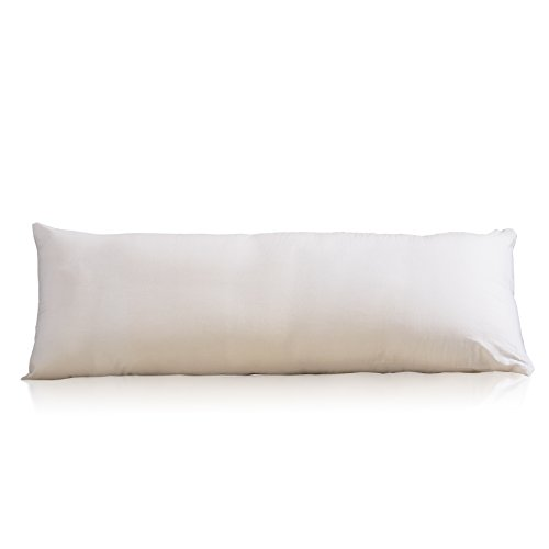Evolive 100% Cotton Pre-washed Body Pillow Cover / Case 21