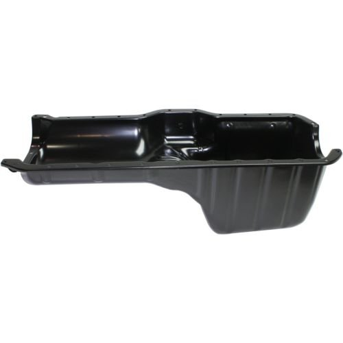 Pan Cost Oil Replacement (MAPM - GRAND CHEROKEE 99-04/WRANGLER (TJ) 00-06 OIL PAN, 6 Cyl, 4.0L, Steel, 19 in. Length, 13 in. Depth, 6 Qts. - REPJ311305 FOR 1999-2006 Jeep Wrangler)