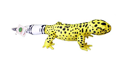 "Adore 18"" Leo The Leopard Gecko Stuffed Animal Plush Toy"