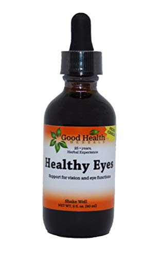 Good Heath Herbals - Healthy Eyes - Herbal Extract 2 ()