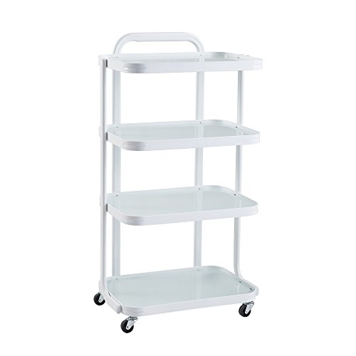 Price comparison product image BEAUTY CART ALL PURPOSE ROLLER BEAUTICIAN SPA CART SPA MEDICAL INSTRUMENT CART