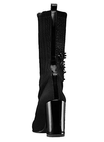 Bottines Noir Femme Mcglcas000004045i Weitzman Cuir Stuart O6qaXYz8w