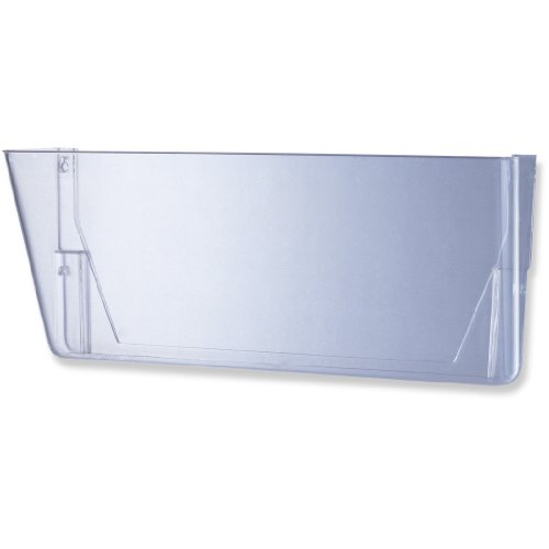 Officemate Wall File, Legal Size, Clear (Officemate Wall)