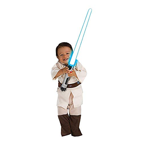 UHC Boy's Obi-Wan Kenobi Star Wars Infant Fancy Dress Child Halloween Costume, 12-24M ()