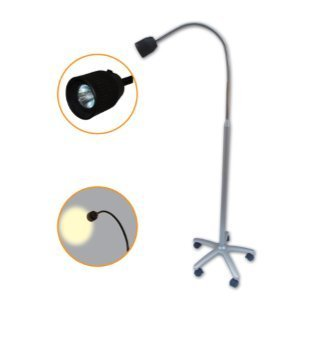 New Portable Dental Floor-halogen Examination Lamp JD1500 Power 24V35W 110V or 220V by APHRODITE (Image #1)